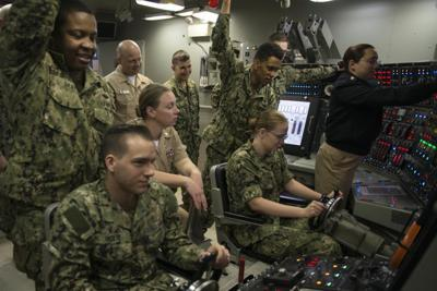 US Navy Accepts Continuous Applications for Enlisted Women in