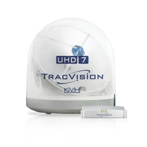Maritime innovator KVH adds newest 60 cm satellite antenna to award-winning line of TV products