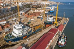 Portugal's Navalrocha shipyard reports flurry of deals in 2020, with busy schedule ahead