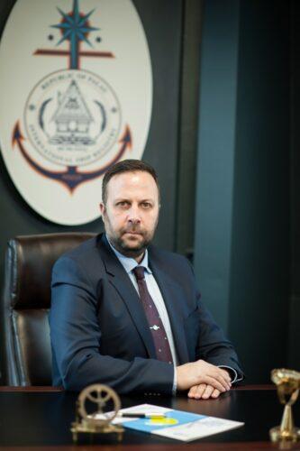 Panos Kirnidis BEng MSc PISR CEO