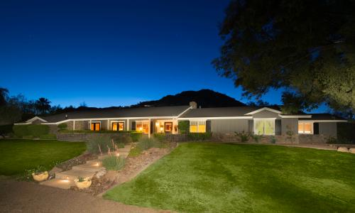 New Listing at 4816 E Crystal Lane, Paradise Valley AZ 85253 FOR SALE
