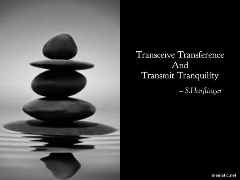 Transceive and Transmit