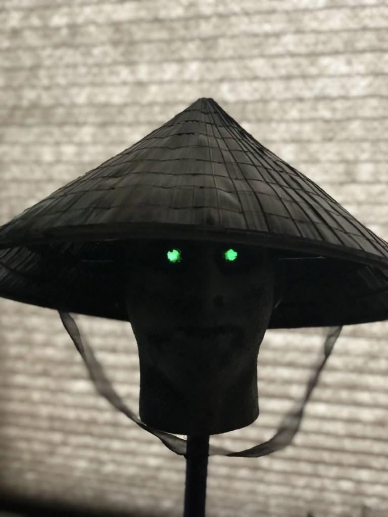 Demon Eyes – Test 01