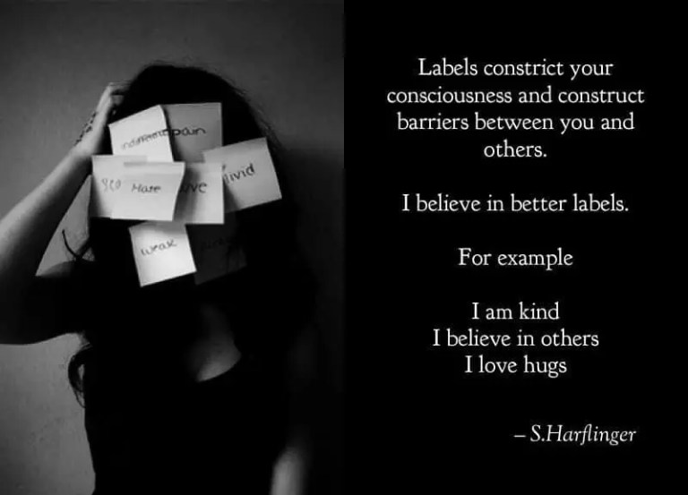How do you label yourself?