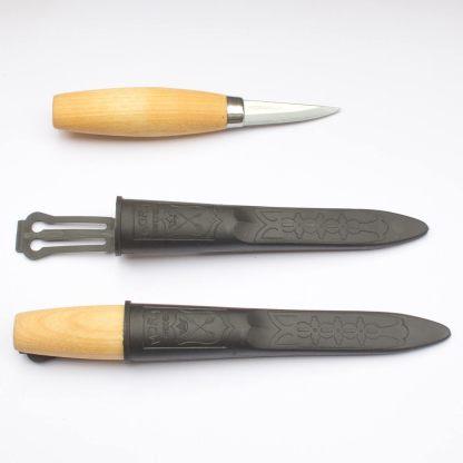 Mora 120 carving knife