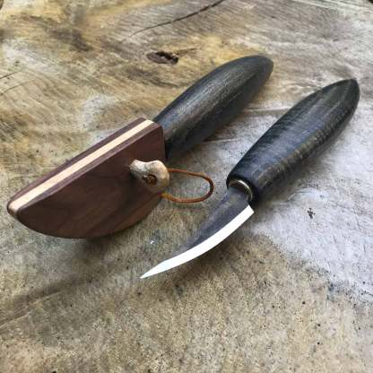 small carving knife