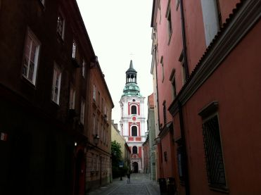 A smaller, less-known version of Prague?