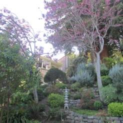 Garden near the foot of Vulcan Street