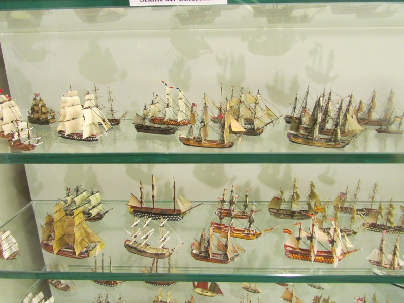 Naval power in the 1600s