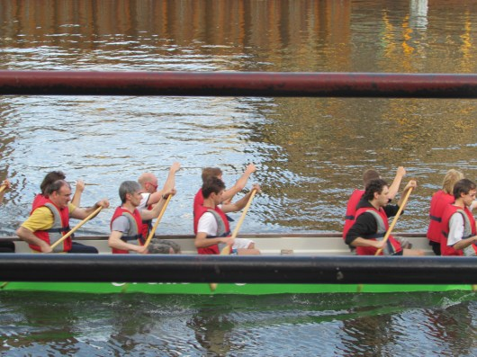 Rowers (not bicycles, if you know Polish)