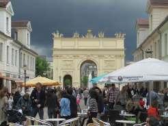 The other Brandenburg Gate, Potsdam