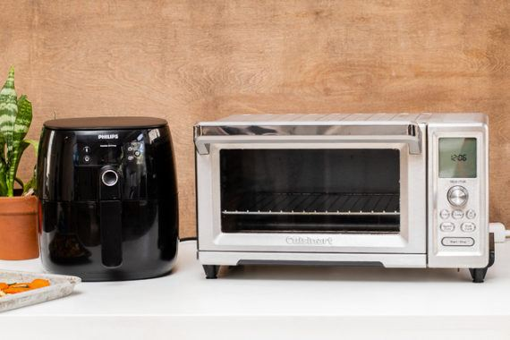The Best Air Fryer Is a Convection Toaster Oven