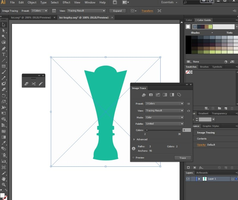 illustrator vector