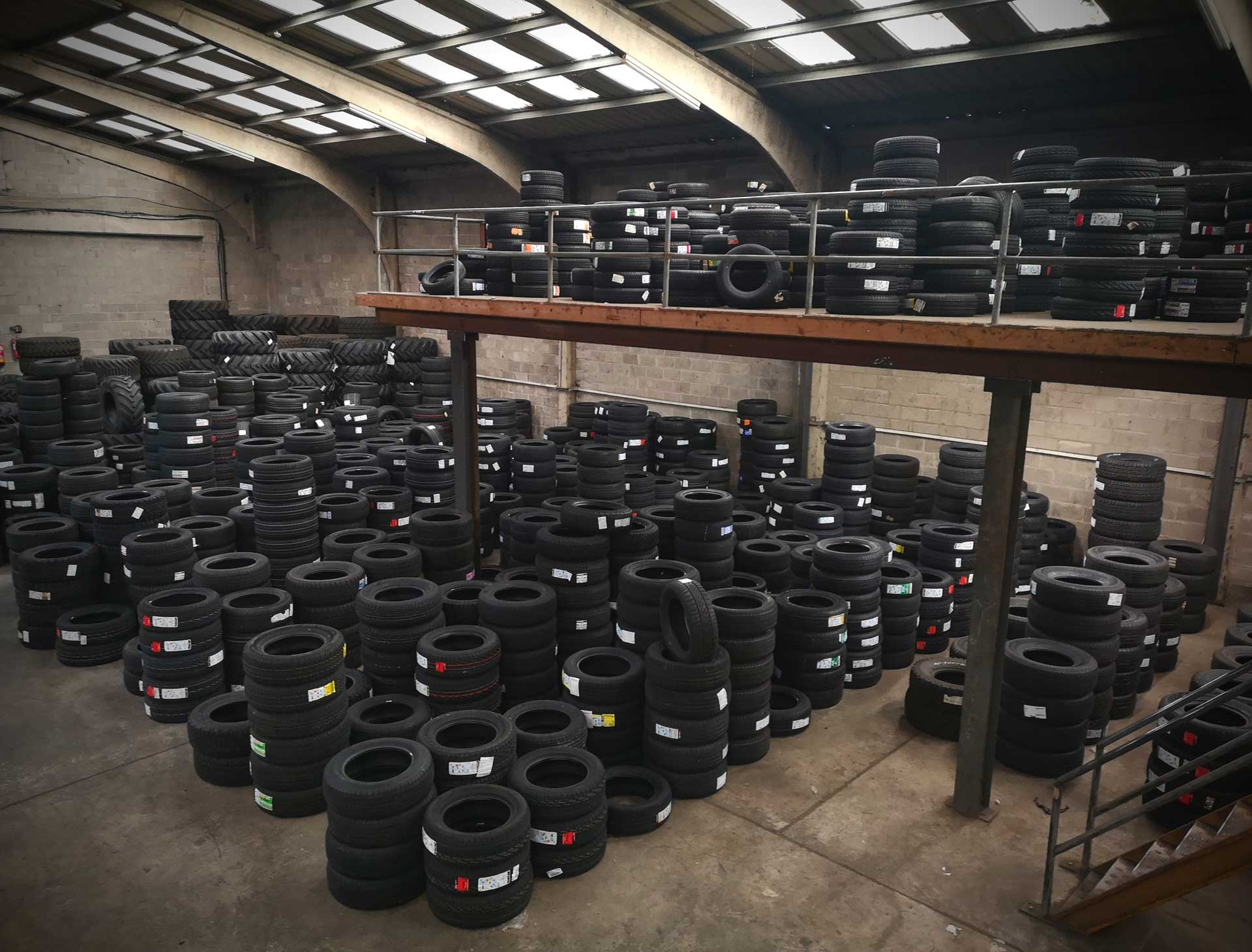tyre garage in Drogheda