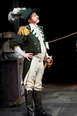 The Plough and the Stars 2012 Abbey Theatre, Frankie McCafferty, Photo Credit Ros Kavanagh