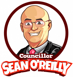 Councillor Sean O'Reilly