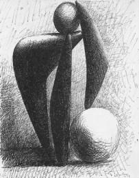 Pablo Picasso, sketchbook 1928