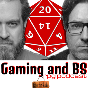 gaming and bs logo