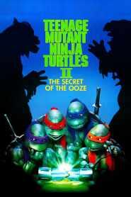 Wojownicze żółwie ninja II: Tajemnica szlamu cały film online pl