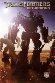 Transformers: Beginnings online cda pl