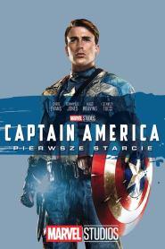 Kapitan Ameryka: Pierwsze Starcie online cda pl