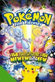 Pokémon: Film Pierwszy – Zemsta Mewtwo online cda pl