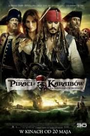 Piraci z Karaibów: Na nieznanych wodach online cda pl