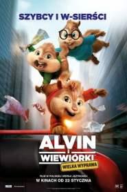 Alvin i wiewiórki: Wielka wyprawa online cda pl