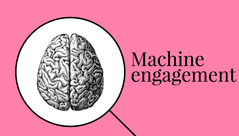 From Machine-Learning to Machine-Engagement, Now Interact