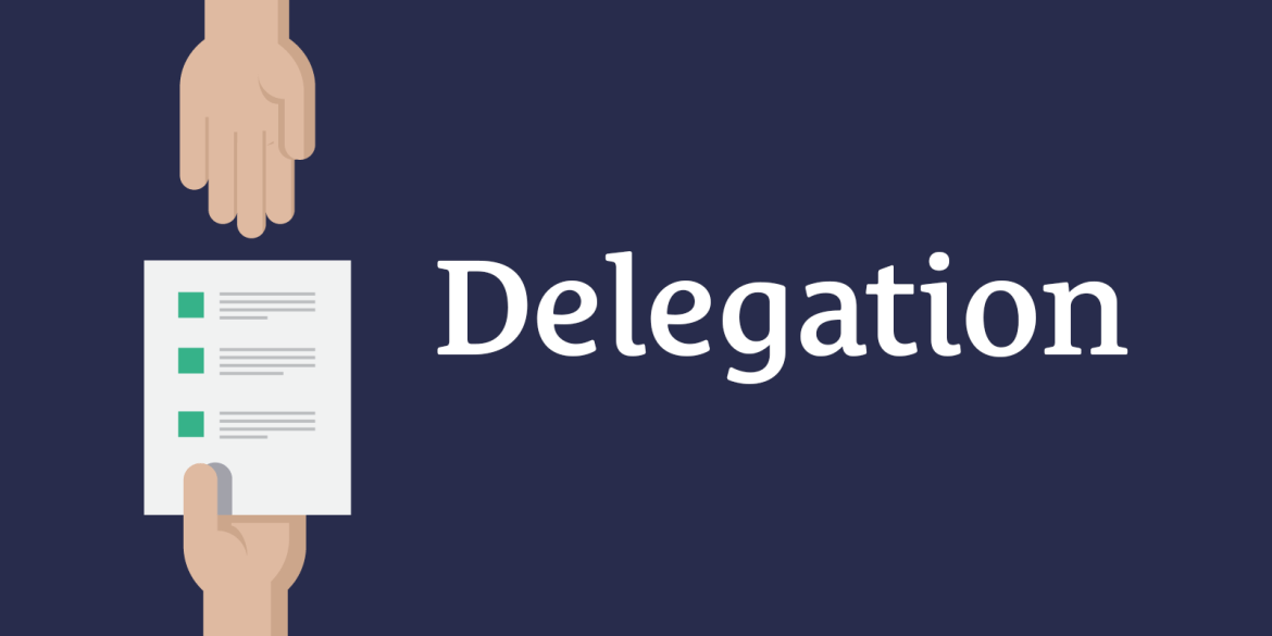 difference between Delegation and Decentralization with its comparison