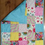 Pip the Pup's Charm Pack Quilt