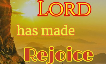 Rejoice Every Day