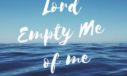 Empty Me of Me