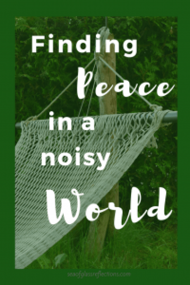 Finding Peace in a Noisy World