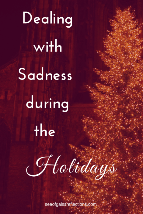 Sadness during the holidays
