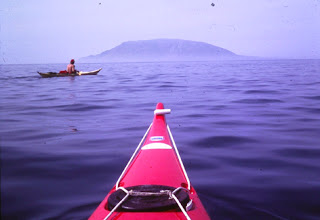 Sea kayaking memories