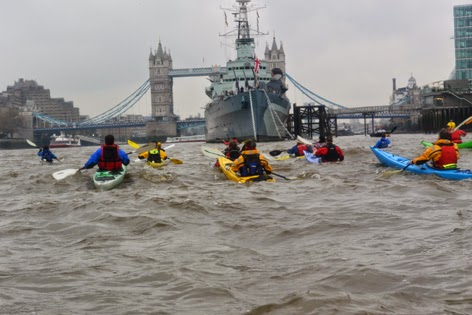Kayak London