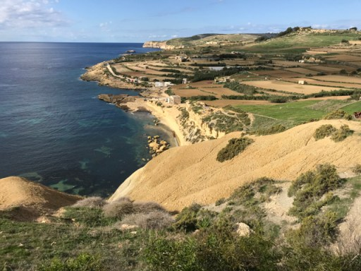 Gozo South Coast