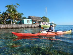 Bread and Butter Caye