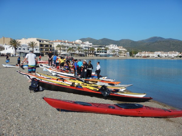 Spanish Sea Kayak Symposium