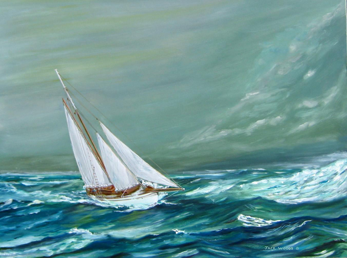 Winnibelle marine art jack woods