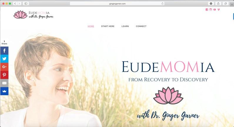 Dr. Ginger Garner - EudeMOMia