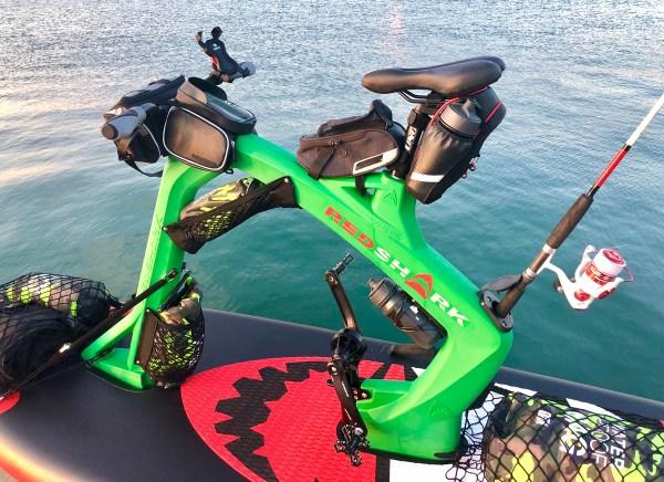 Red Shark Bikes Adventure
