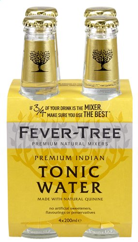 Fever-Tree premium tonic water