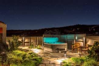 Abalone Bay, Sea Ranch,Vacation Rental, hot tub, spa
