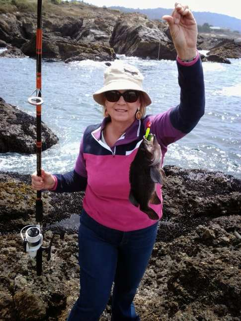 diving and fishing, dive, fishing, abalone, diving, fishing, Abalone Bay, Sea Ranch, Vacation Rental
