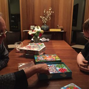 Sea Ranch activities, family game night