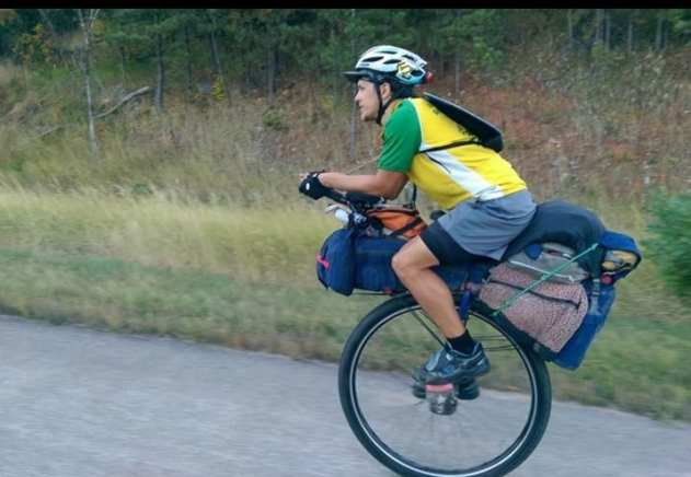 Sonoma Coast cyclists