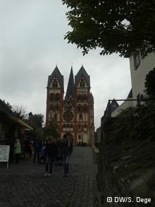 A catedral de Limburg