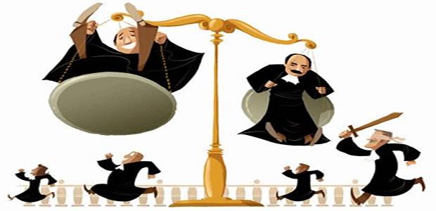 Erros que os juízes da igreja cometem e não se dão conta!